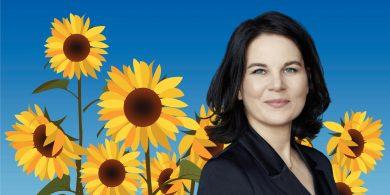 Grünen-Kanzlerkandidatin Baerbock fordert eine radikale Staatsreform