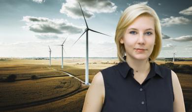 Grüne wollen Ausbau der Windkraft fördern