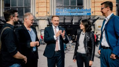 "FDP-Chef Lindner im Interview: ""Dieser Wahlkampf ist infantil"""