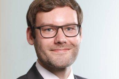 Benedikt Hüppe rückt in UVN-Geschäftsführung auf