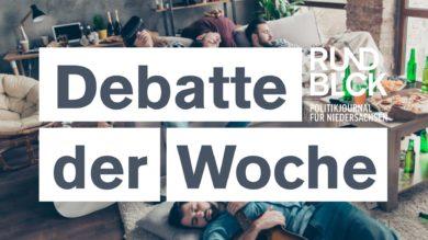 Die Debatte der Woche…