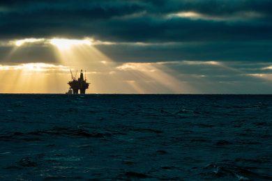 Landtag protestiert gegen Erdgasförderung in der Nordsee