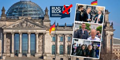 Rundblick-Dossier zur Bundestagswahl und zu den Stichwahlen