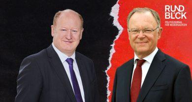 Ausgabenpolitik: Hilbers widerspricht Weil