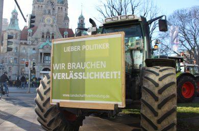 Dossier: Der Protest der Bauern