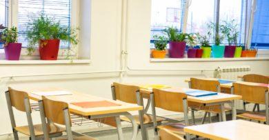 Land gibt Geld für Luftfilter in 25.000 Klassenräumen