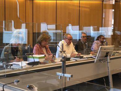 Landespressekonferenz wählt neuen Vorstand