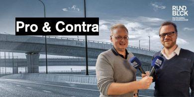 Pro & Contra zu einer Ausgangssperre