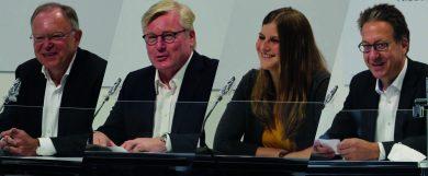 CDU, Grüne und FDP spüren Rückenwind für die Bundestagswahl
