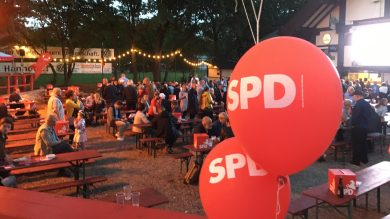 Wie die SPD bei vielen Stichwahlen ihren Sieg auskostet
