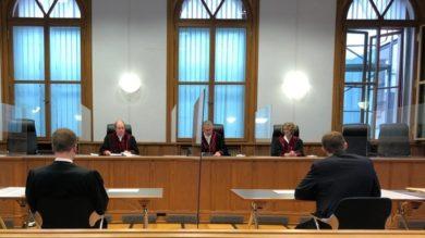 Staatsgerichtshof: NPD verliert mit Klage gegen Weil