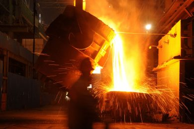 Vertrauliche Studie: So kann die Stahlproduktion der Zukunft laufen