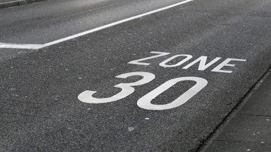 Hannover und andere Städte wollen großflächig Tempo 30 testen