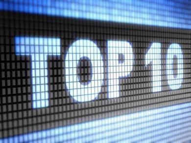 Meistgelesen 2018: Hier sind die Top 10 des Jahres