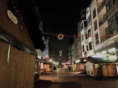 Abstandsregeln sollen Weihnachtsmärkte 2021 überall möglich machen