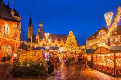 Städte und Schausteller warten auf den Weihnachtsmarkt-Plan