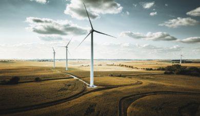 Viel Windradwachstum in Niedersachsen