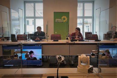 Grünen-Chefin: SPD steht uns näher, aber das sagt noch gar nichts